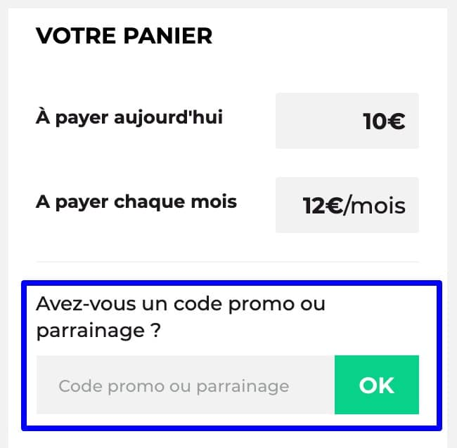 code parrainage RED By SFR